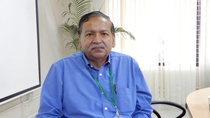 Climate Expert Dr Saleemul Huq
