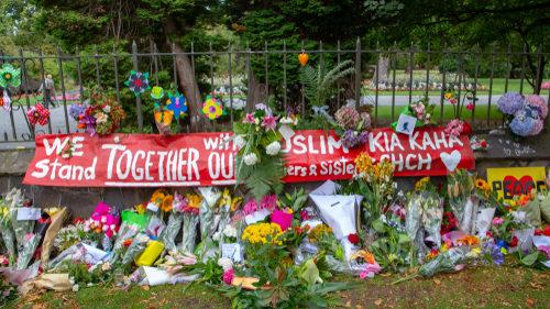 Christchurch massacre