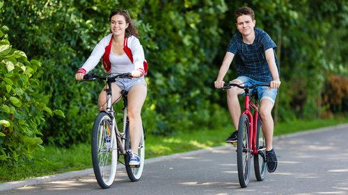 Teens bikes