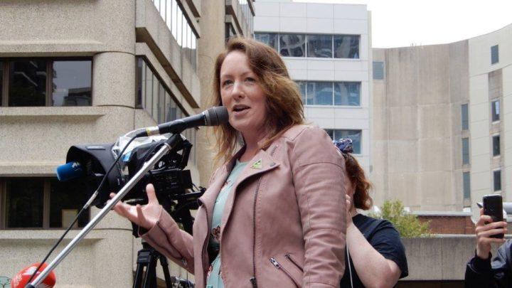 NSW Greens MLC Abigail Boyd