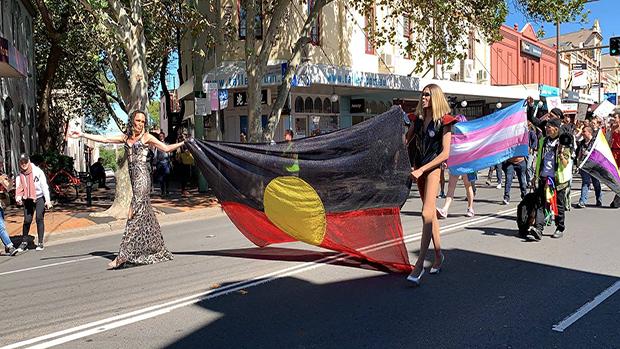 Aboriginal Transsexual