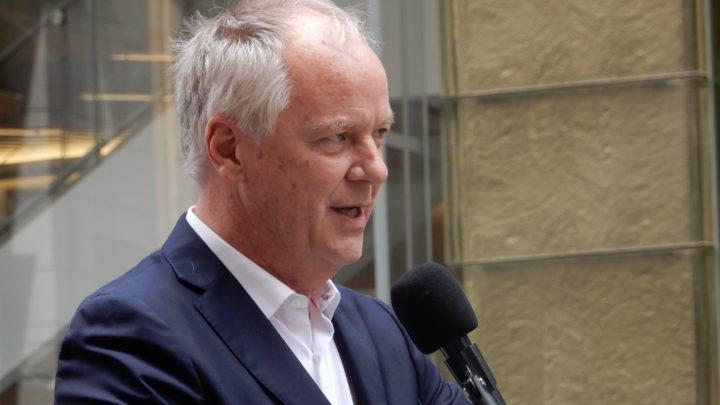 Lawyer-Journalist Mark Davis
