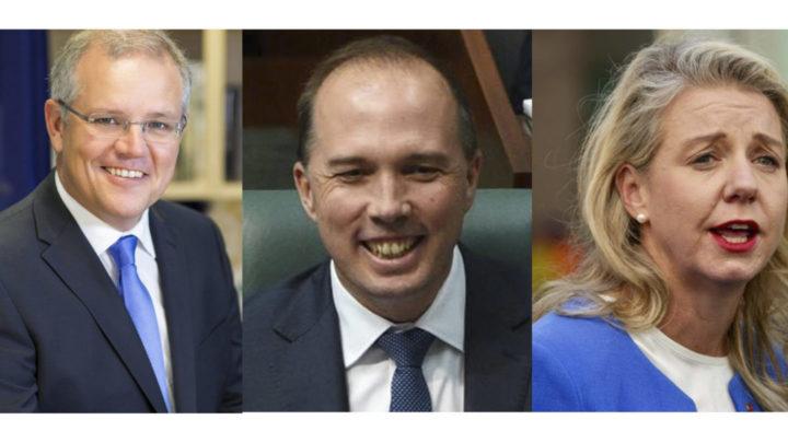 Parliament of Australia's sport scandal