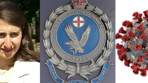 Police State and the Corona Virus