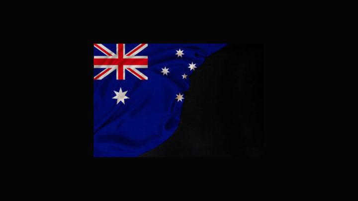 Australian black flag