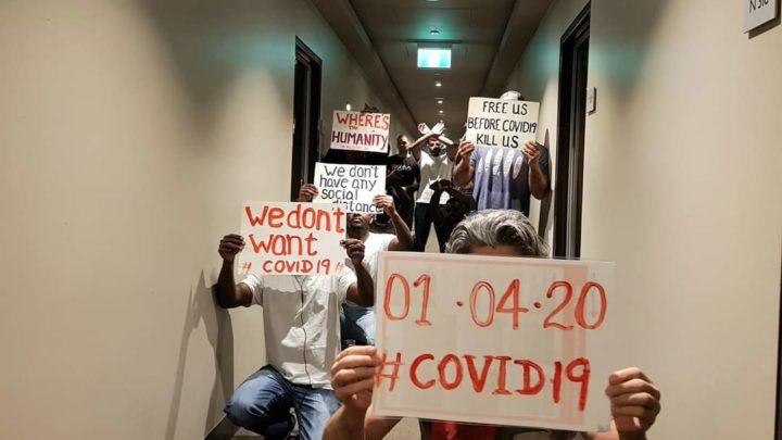 Refugees Covid-19