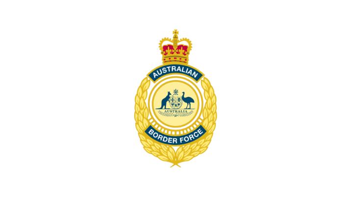 Australian border force
