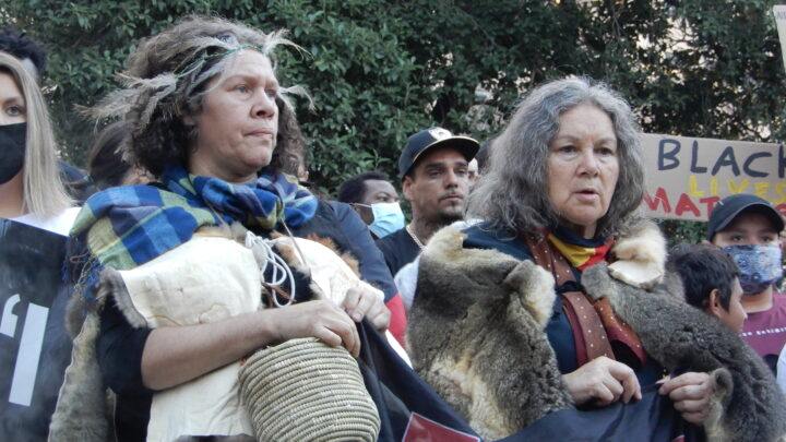 First nations justice