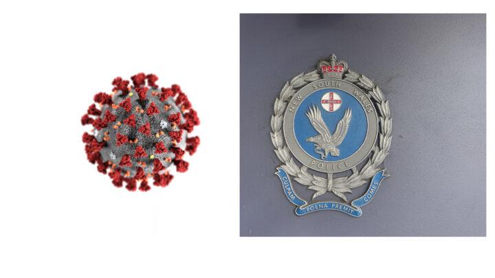 Coronavirus and police