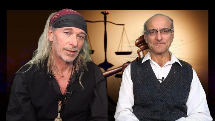 Paul Robert-Burton and Dr Andrew Katelaris