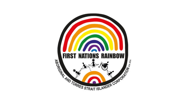 First Nation rainbow