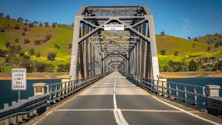 NSW Victoria border
