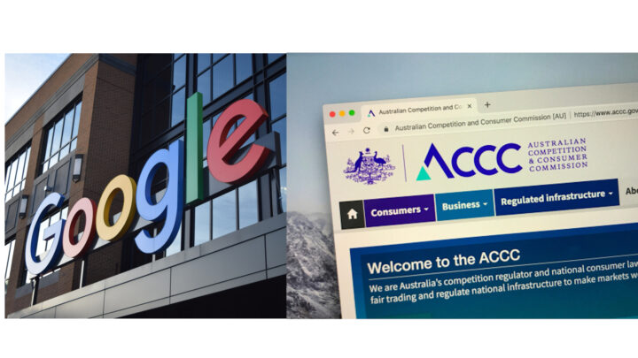 Google and ACCC