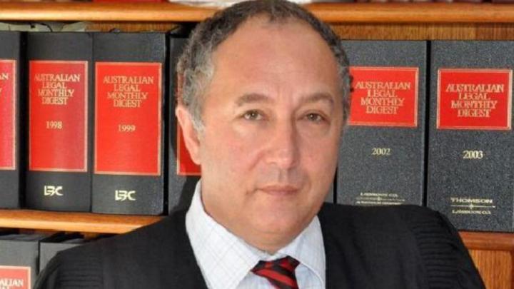 Former Magistrate David Heilpern