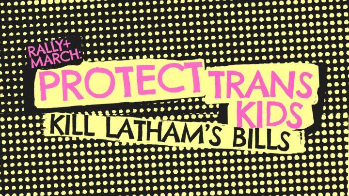 Mark Latham poster