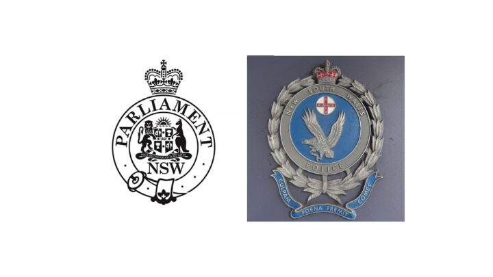 NSW Parliament and Police