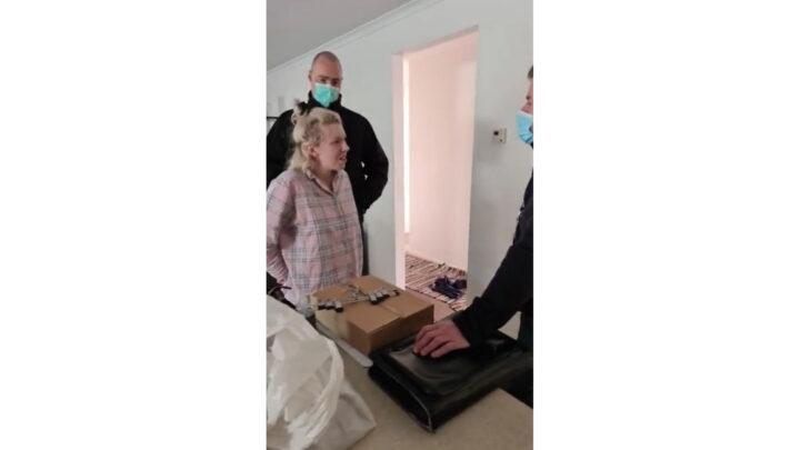 Pregnant woman arrest for a Facebook post