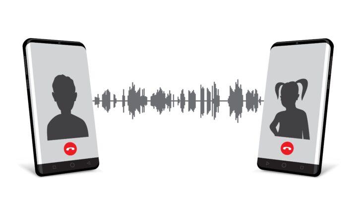 Recording conversation
