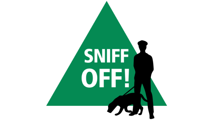 Sniff Off banner
