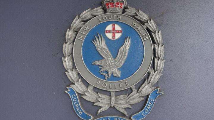 NSW Police emblem art