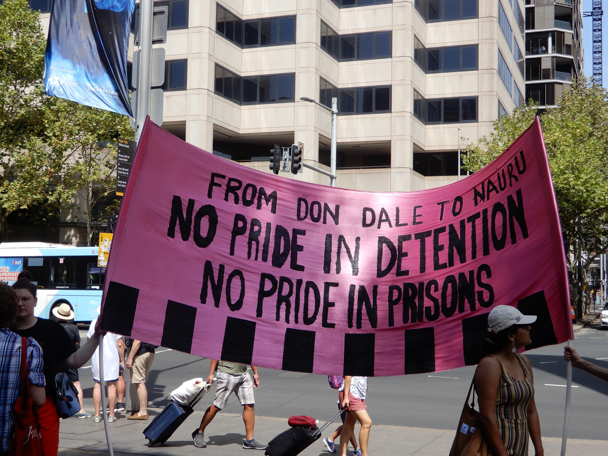 Calls to Ban NSW Police From Participating in Mardi Gras