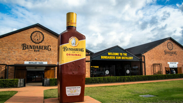Bundaberg in Queensland
