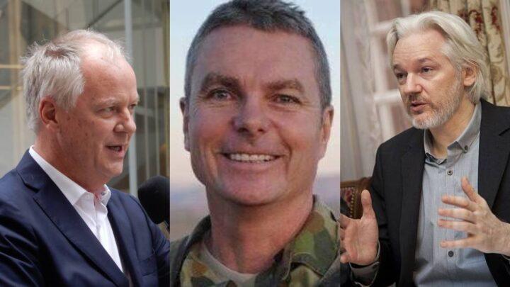 Davis, McBride, and Assange