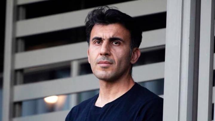 Refugee Farhad Rahmati