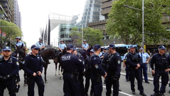 Police overeach