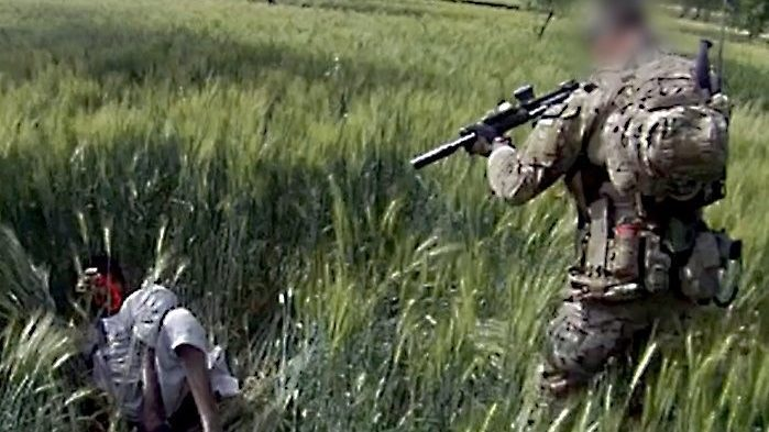 SAS murder