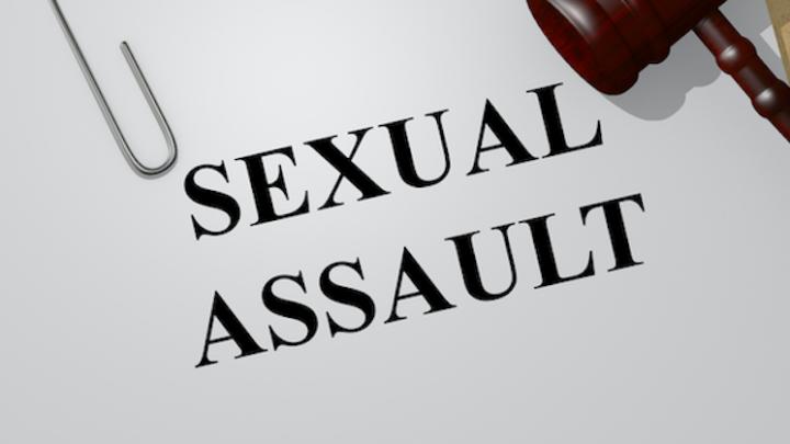 Sexual assault crime