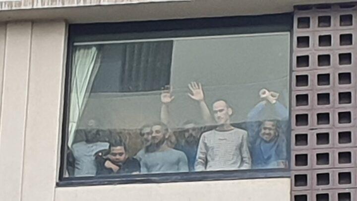 Medevac Refugees