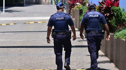 Queensland Police Officers