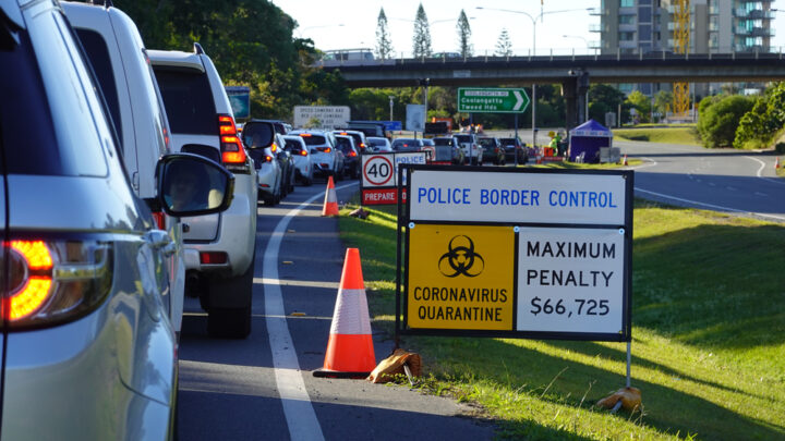 Australian borders