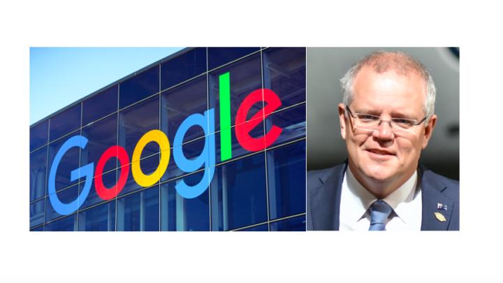 Google and Australia