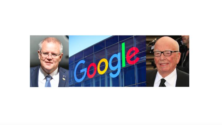 Morrison, Murdoch, and Google