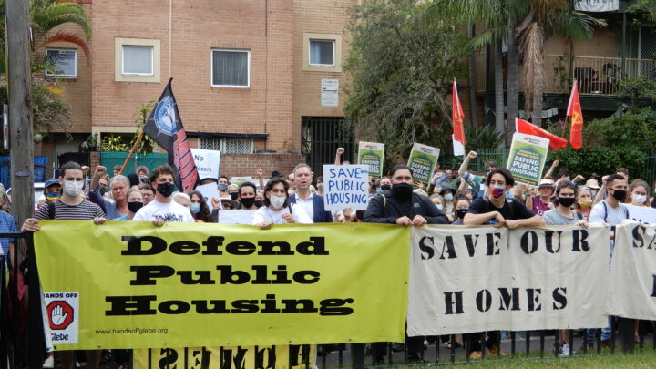 Save our housing