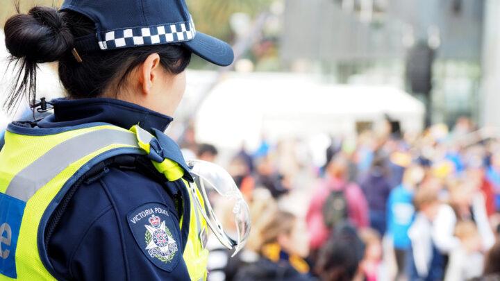 Victoria Police code