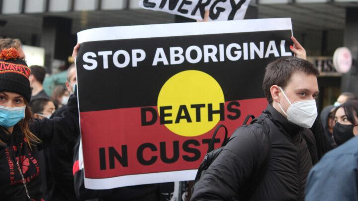 Aboriginal deaths in custody