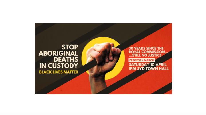 Stop Aboriginal Deaths in Custody