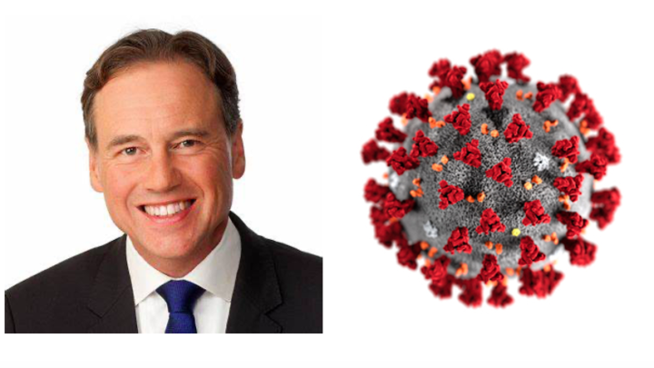Greg Hunt and Coronavirus