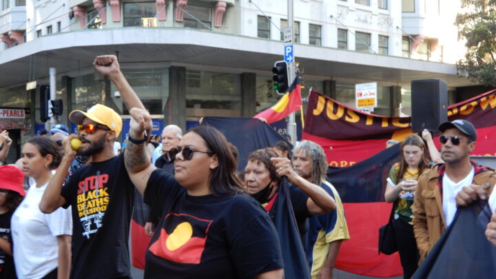 Mobilising First Nations