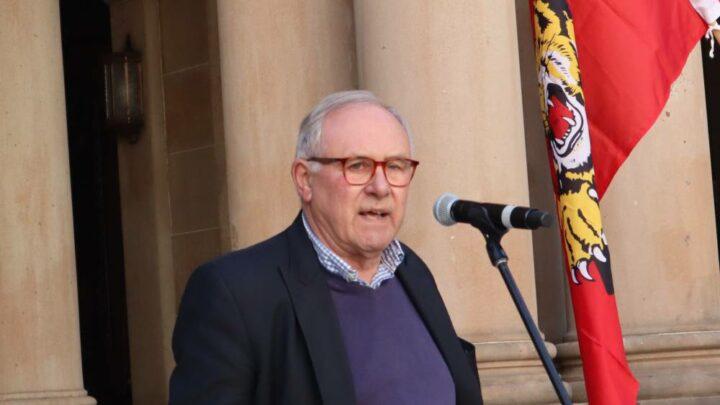 Bruce Haigh