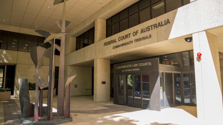 Federal Court Perth