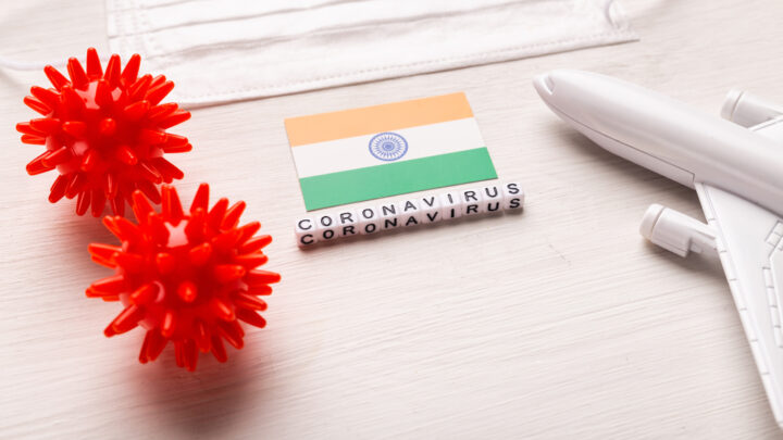 India travel ban