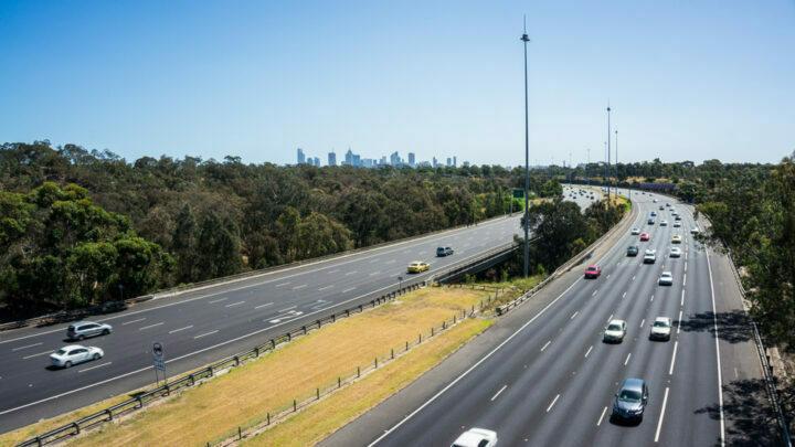 Melbourne Freeway
