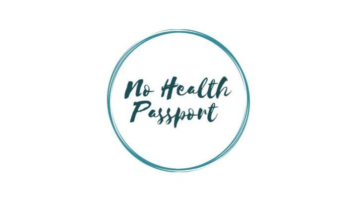 No Health Passport