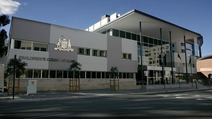 Parramatta Childrens Court
