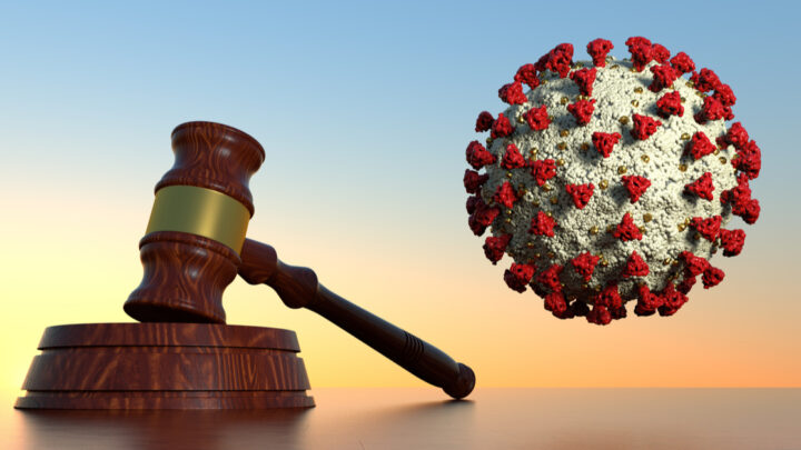 Corona virus law