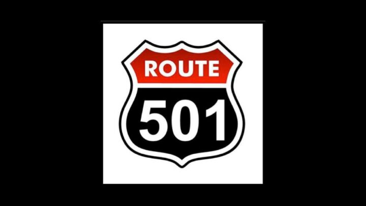 Route 501